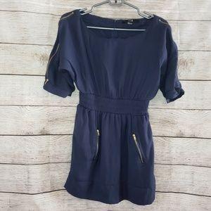 Forever 21 Zipper Sleeve Dress Tunic